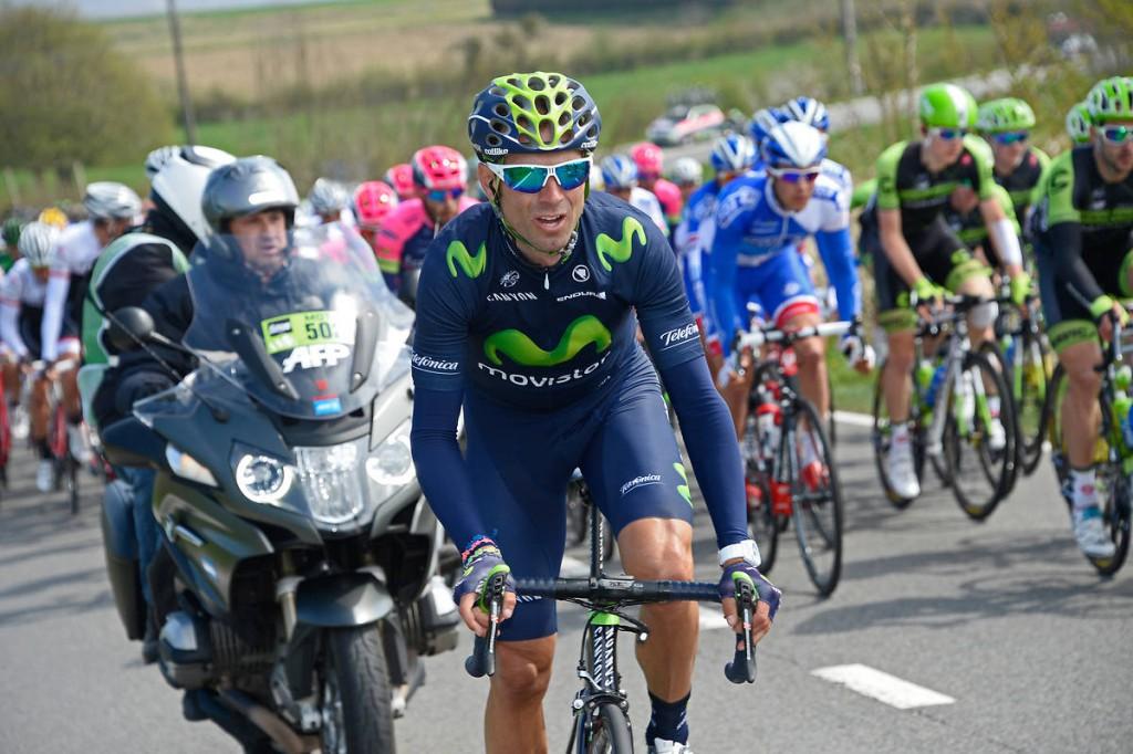 La passe de trois pour Valverde