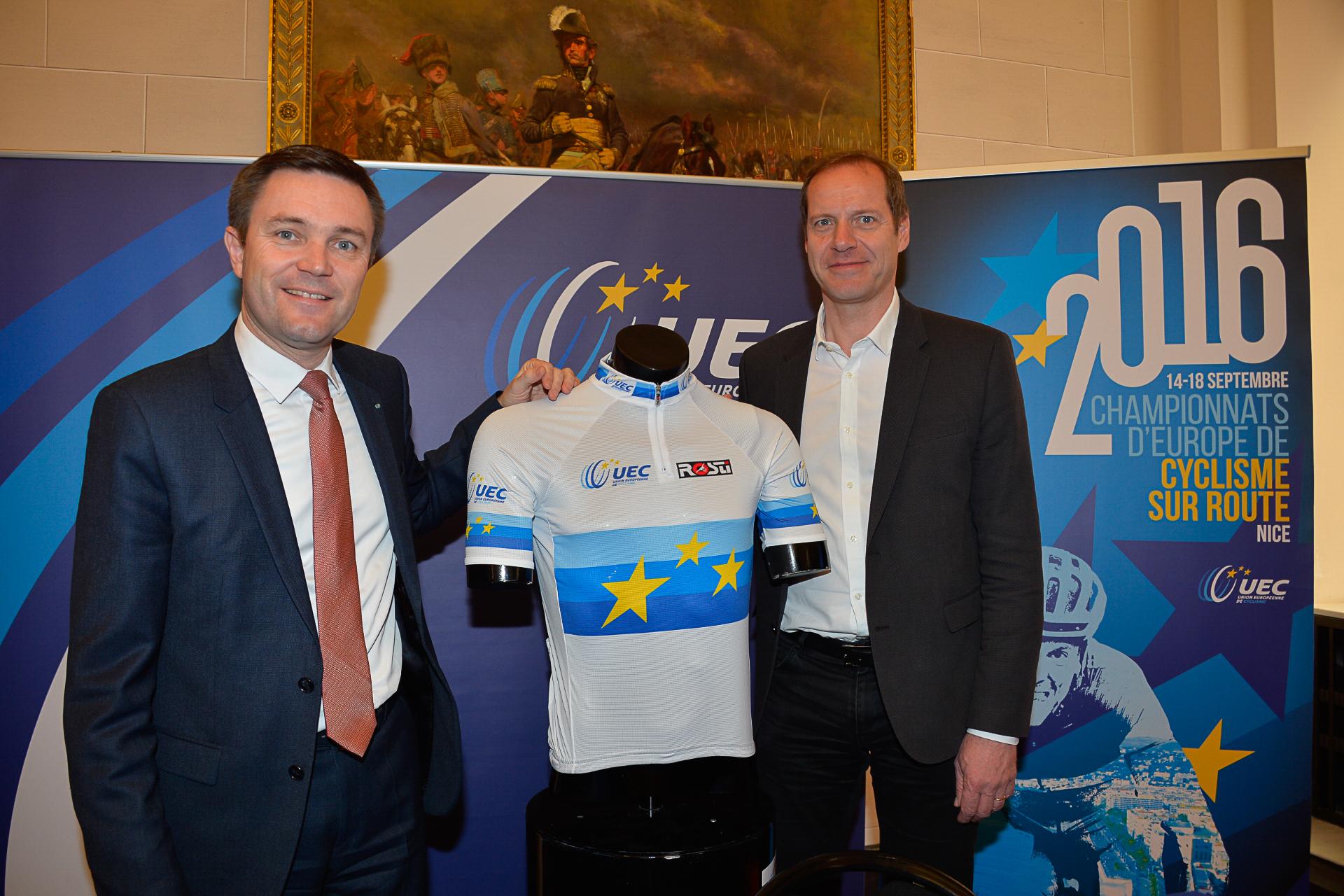 David Lappartient élu président de l'UCI