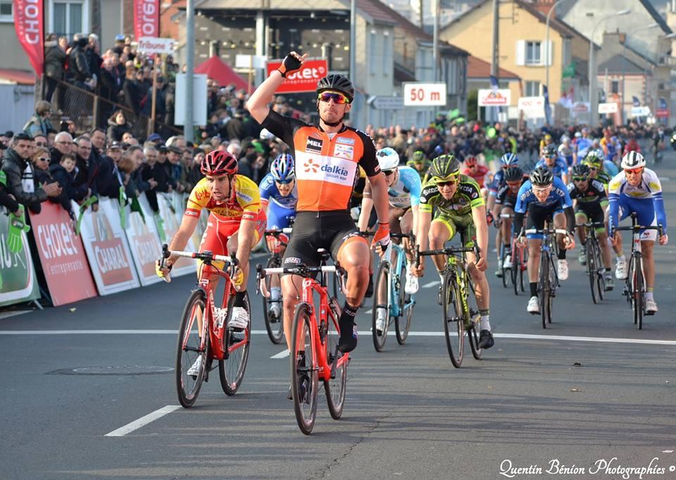 Une nouvelle course pro à Cholet